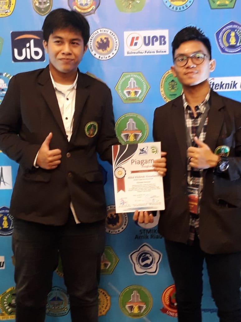 Finalis Entrepreneurship Award (EA) III Tahun 2019  LLDIKTI Wilayah X