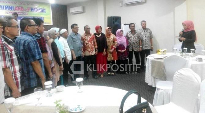 Kampus AKBP Padang Kukuhkan Pengurus Alumni Periode 2016-2019