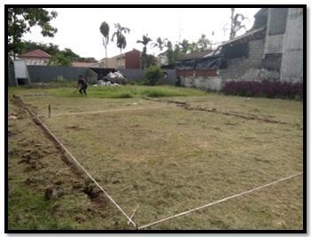Pembangunan Lapangan Sepak Takraw