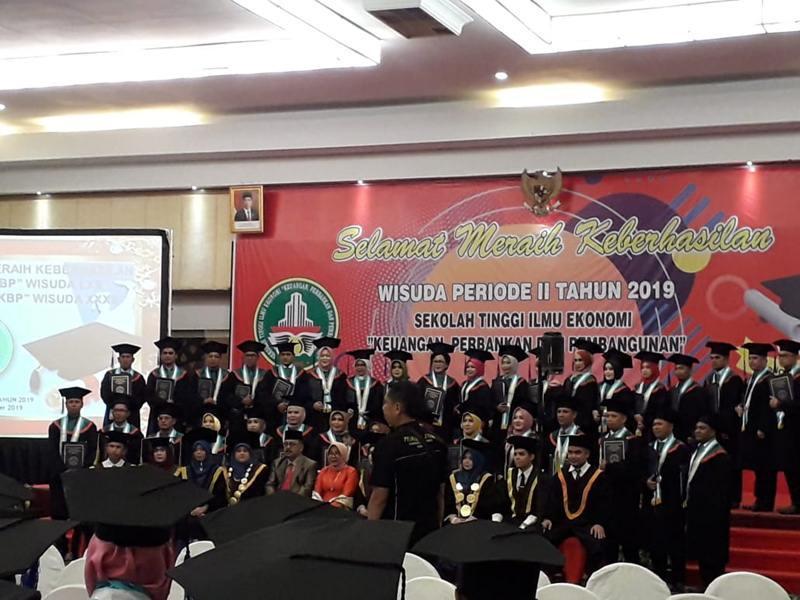 Sidang Senat Terbuka Wisuda Periode II tahun 2019