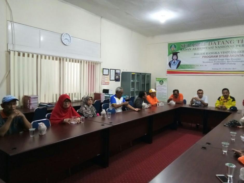 Rapat Koordinasi Pengurus Ikatan Alumni KBP (IKA KBP)